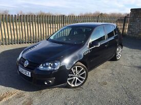 2008 58 VOLKSWAGEN GOLF 2.0 GT TDI 140 *DIESEL* 5 DOOR HATCHBACK - ONLY 1 FORMER KEEPER