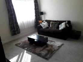 Argos Home Tessa 2 Seater Fabric Sofa Bed - Chocolate