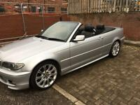 BMW 318i se MSport automatic convertible 2006 reg with service history