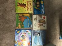 Set of 16 children's books