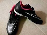 Nike Hyper venom football trainers size 5.5 adult