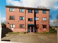 2 bedroom flat near Moorgate Rotherham & Hospital own carparking D/G & C/H £430 pcm plus bond