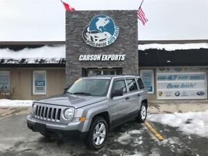 2015 Jeep Patriot LOOK PATRIOT SPORT! FINANCING AVAILABLE!