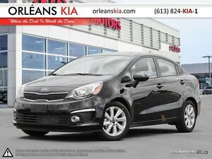 2016 Kia Rio EX+ SUNROOF 0 DOWN 0% $124 BI-WEEKLY !!