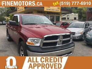 2012 Ram 1500 ST/LOW KM GREAT FOR WINTER