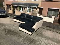 Corner group sofa
