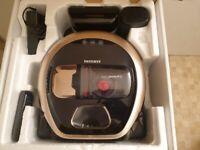 Samsung Powerbot Navigation Camera Robot Vacuum Cleaner (Model VR7000)!!!