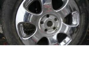SINGLE NEW BENTLEY ARNAGE RIM & TIRE - NO CENTER CAP - PIRELLI TIRE