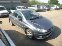 PEUGEOT 206 - SK06YOO - DIRECT FROM INS CO