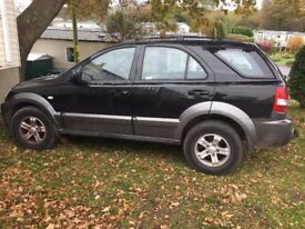 KIA SORENTO ONE OWNER FROM NEW GOOD CONDITION