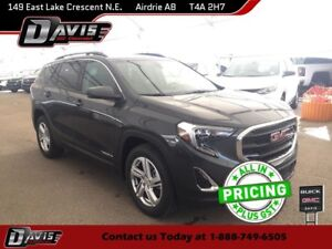 2018 GMC Terrain SLE ALL WHEEL DRIVE, HEATED SEATS, REAR VISI...