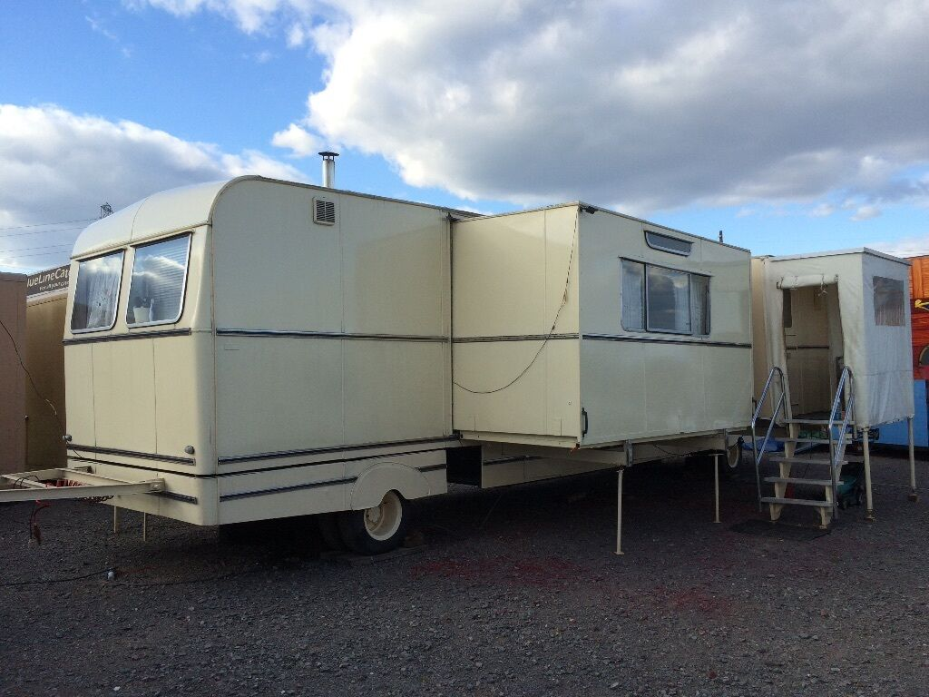 Innovative Wildwood Design Offers Caravans For Sale For People Who Want Something Just  It Should Be Able To Take The Odd Bit Of Spray From A Passing Lorry On The M1 In Its Stride The Wildwood Design Showmans Twagon Has A Starting Price Of