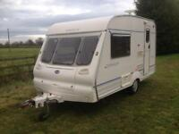 Ranger 2000. Two birth caravan