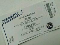 Metronomy ticket at Brixton Academy 19 May