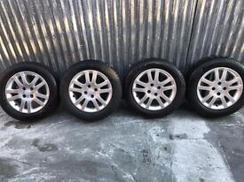 Honda Civic genuine alloys