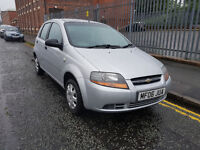This Chevie is a very clean low millage 5 door small hatch