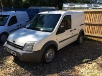 2005 ford transit connect 1.8tddi
