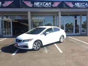 2013 Honda Civic LX AUT0 A/C CRUISE CONTROL ONLY 38K