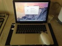 Apple MacBook Late 2008 160gb HD 4gb Ram