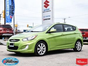 2012 Hyundai Accent SE ~Power Moonroof ~Alloy Wheels