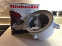 Kitchenaid Ice Cream maker