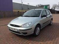 Ford Focus 1.4 Petrol, Low Mileage, 1 Years Mot