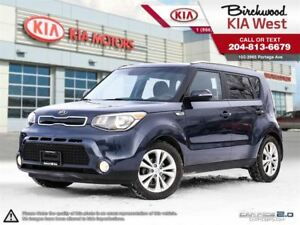 2015 Kia Soul EX **Heated Seats/ AIR Conditioning/ Alloy Rims**