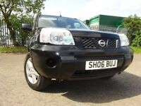 06 NISSAN X-TRAIL SE DCI DIESEL 2.2 4X4,MOT MARCH 019,2 OWNERS,2 KEYS,PART HISTORY,LOVELY EXAMPLE