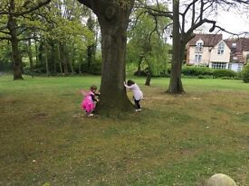 Au pair or live in mother's help needed for 2 beautiful little girls in Nayland, Colchester
