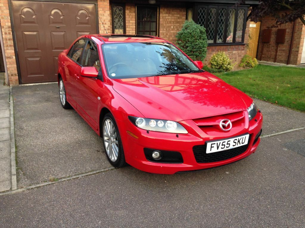 Mazda 6 MPS 2.3 Turbo 4WD, Excellent condition, Dealer FSH