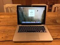 "Apple Mac Book pro 13"", 2012, 16GHz, 4GB"