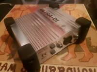 Behringer Ultra DI 100 DI Box PRICE REDUCED!!!