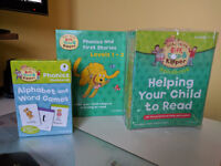Read With Biff, Chip And Kipper Collections 50 books and Flashcards