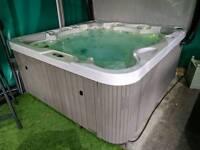 Therapy Spas Malaga hot tub - European made