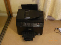 Epson Workforce-Pro 4535 Powerful home/office printer with print, copy, scan & fax functions