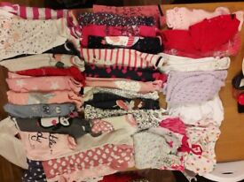 12-18 and 18-24 months Girl bundle clothes