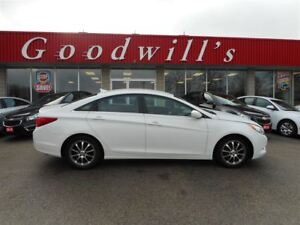 2012 Hyundai Sonata GLS! HEATED LEATHER SEATS!