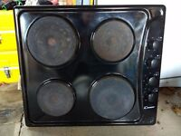 Candy Solid Plate Hob