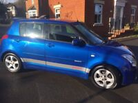 Suzuki Swift 1.5 vvt, Blue, Excellent condition, Great Little Runner, Great first car