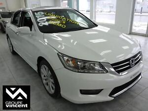 2015 Honda Accord TOURING V6 **CUIR+TOIT**