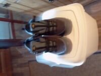 MENS TRESSPASS SIZE 7 WALKING BOOTS BRAND NEW. £15.00 ONO