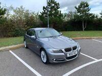 BMW 3 SERIES 2.0 AUTOMATIC SERVICE HISTORY NEW MOT