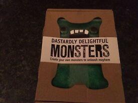 dastardly delightful monsters