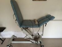Plinth Chiropody Chair in Ealing
