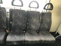 Minibus/van seats for sale