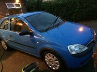 Vauxhall Corsa 1.2 - lots of new parts