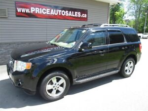 2010 Ford Escape LIMITED - HEATED LEATHER - SUNROOF!!!