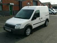 55 REG FORD TRANSIT CONNECT ONE FULL YEAR M.O.T