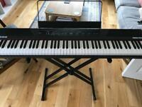 Alessi 88 key Digital Piano with stand
