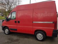 CITROEN RELAY 1100 HDI 2005 HIGH ROOF LIKE TRANSIT DUCATO BOXER QUICKSALE